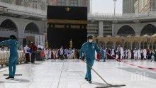 Над 21 000 са потвърдените случаи на заразени с коронавируса в Саудитска Арабия