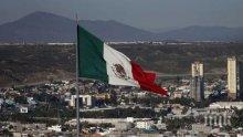 Броят на заразените с коронавируса в Мексико приближава 18 000