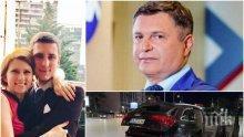 ЕКСПЕРТНО МНЕНИЕ: Бивш следовател с важни подробности - убиецът на Милен Цветков вероятно шофирал с много над 100 км/ч