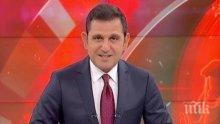 Най-известният тв водещ в Турция заплашен с 3 години затвор
