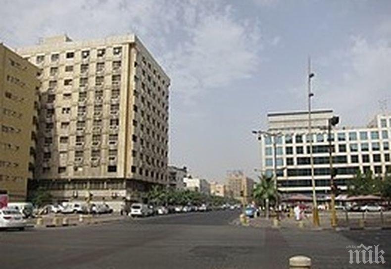Мерки: Властите в Саудитска Арабия изолираха индустриална зона в град Дамам