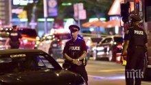 Един убит и двама ранени при престрелка с участието на полицаи в Канада
