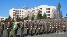Полк. Иван Маламов: Армията винаги ще я има и ще бъде в услуга на обществото
