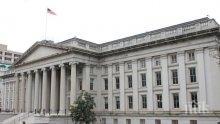 САЩ планират да заемат от пазара 3 трлн. долара през второто тримесечие