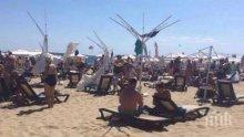 Англичаните налазват Слънчев бряг през юли