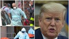 ЕКСКЛУЗИВНО В ПИК: Коронавирусът почерни САЩ! Жертвите са над 70 000, а прогнозите са ужасяващи - до август може да скочат двойно
