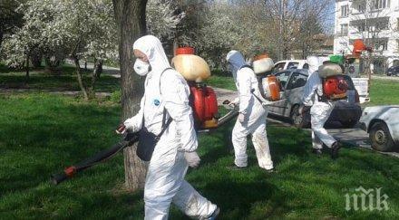Продължава пръскането срещу кърлежи и гризачи в София, ето къде