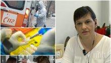 ЕДНО КЪМ ЕДНО: Даниела Дариткова разкри къде се е заразила и каза на кого се е предоверила