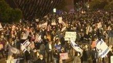 Протести в Израел срещу новото правителство и мерките в борбата с коронавируса