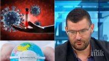 Проф. Георги Момеков: Маските трябва да останат - притесниха ме гледките в претъпканите заведения