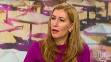 ИЗВЪНРЕДНО В ПИК TV: Ангелкова с важно предупреждение за българите, които искат да почиват в Гърция или Турция