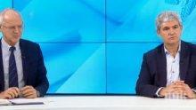 Пламен Димитров и Васил Велев с коментар ефективни ли са мерките в подкрепа на бизнеса
