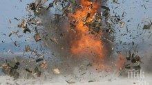 Четирима души пострадаха след поредица от взривове в Кабул