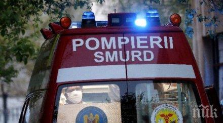 Шок: Румънски бизнесмен опита да се зарази с коронавирус