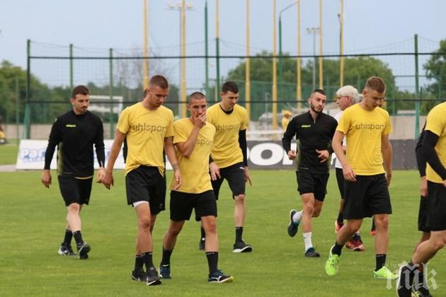 Ботев (Пд) иска два мача за купата
