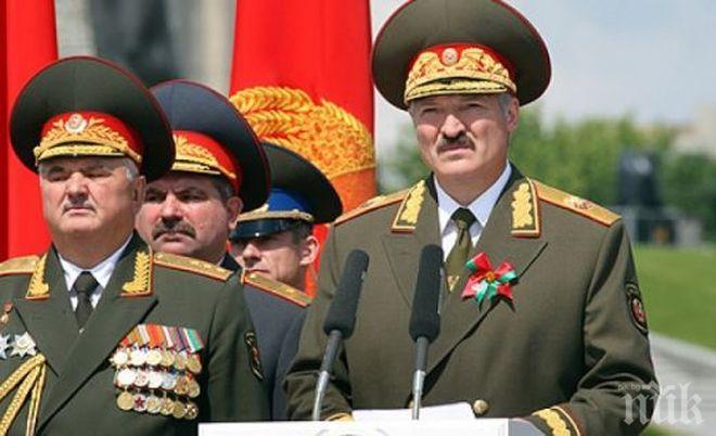 Беларус не признава COVID-19, проведоха многохиляден парад