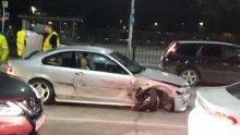 ДОКОГА: Младеж помля три паркирани коли в Шумен, хванаха го с трева