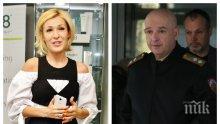ТВ НЕВОЛИ: Гала била на косъм от уволнение заради ген. Мутафчийски - ето как се е спасила на магия...