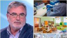 Доц. Ангел Кунчев за починалите от COVID-19 у нас: Коронавирусът обостря основните заболявания и той е причината за смъртта