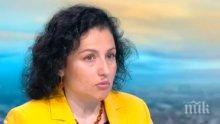 Десислава Танева: Ще отговорим на ЕК, квоти за храните няма