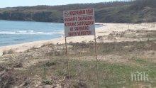 """Търсят концесионери за плажовете """"Поморие-юг"""" и """"Обзор-Мотела"""""""