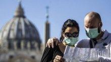 Глоби до 450 евро за изхвърлена маска в Италия
