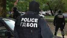 СПЕЦАКЦИЯ: ГДБОП с удар в Разград - спипа трима, точили данни за банкови сметки