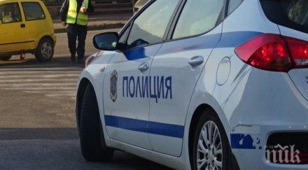 Арестуваха шофьор с отнета книжка в Пловдив