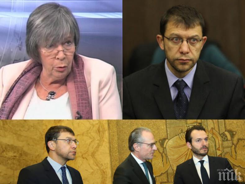 ОКТОПОДЪТ НА СОРОС: Знаково дело решава правомощията на главния прокурор. Как съдиите Грозев и Калайджиева опетниха България