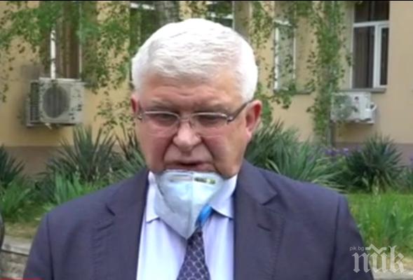 Министър Кирил Ананиев издаде заповедите за мерките в извънредната епидемична обстановка