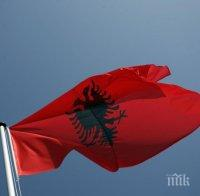 В Албания дадоха официален старт на масовата ваксинация срещу коронавируса на площад в Тирана