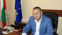 Шефът на СДВР Георги Хаджиев разкри подробности за гонката в София