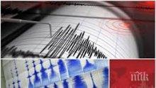 Две земетресения с магнитуд над 4 по Рихтер разлюляха Крит и Закинтос