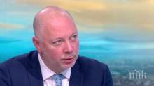 Министър Росен Желязков:  От 1 юли ще стартира мярка за заетост в автобусния транспорт