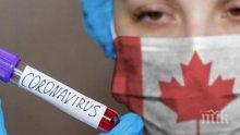 Броят на заразените с коронавируса в Канада достигна 78 072 души