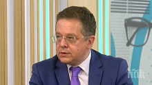 Зам.-кметът Дончо Барбалов с подробности за детските градини в София