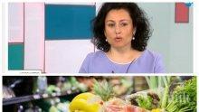 Десислава Танева: Ще защитим родната продукция във веригите магазини
