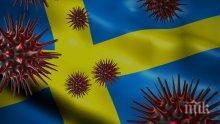 ЗАРАДИ КАЛПАВИТЕ МЕРКИ: Швеция с най-висока смъртност от коронавирус в Европа