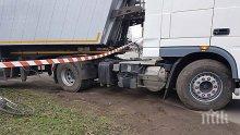 Камион премаза до смърт дядо на колело във Видинско