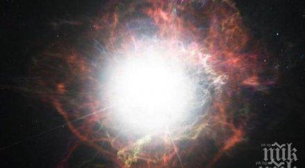 Слънцето навлезе в своя минимум, може да е опасен за астронавтите