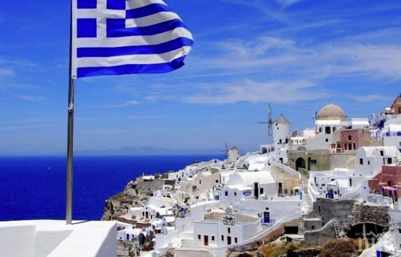 Гърция посреща първите чуждестранни туристи през юли