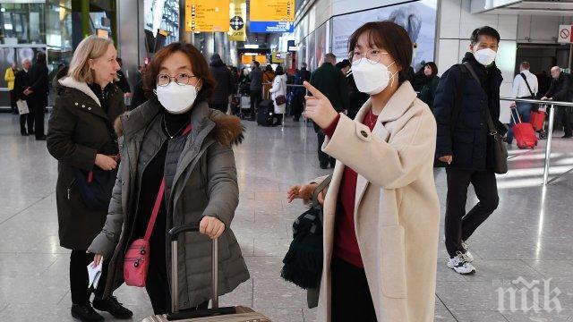 Китай постави под окръг заради регистрираните там най-много случаи на