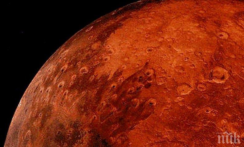 НОВО ОТКРИТИЕ: Релефът на Марс може да е оформен от... кал