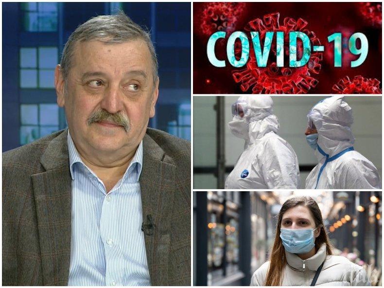 ПЪРВО В ПИК TV! Проф. Кантарджиев отчете: 24 нови заразени, още двама души са починали (ВИДЕО/ОБНОВЕНА)
