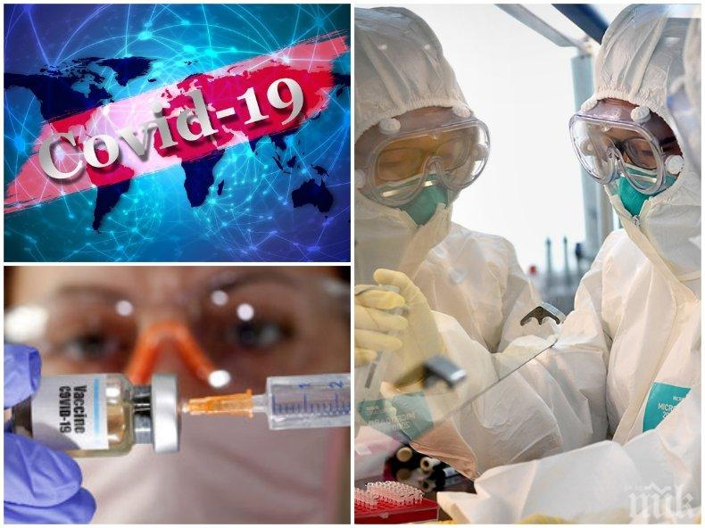 ДОБРА НОВИНА: В Русия може да се появи ваксина срещу коронавируса през август