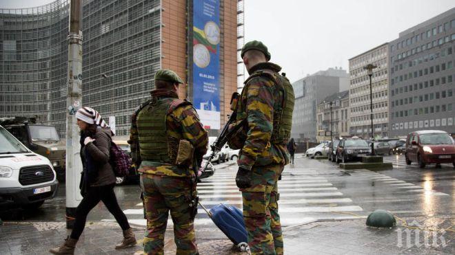 Белгийските власти призоваха хората да се разхождат след дългата карантина