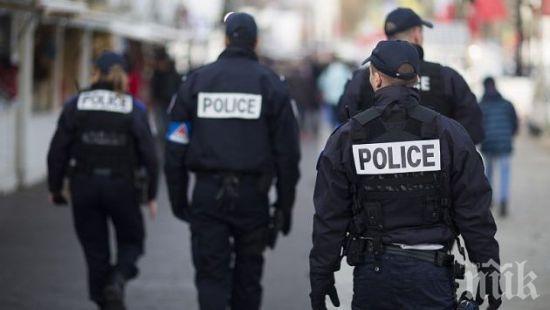 Сблъсъци между младежи и полиция в предградие на Париж
