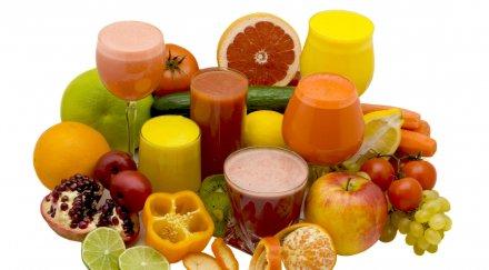 Соковете – вода и храна в жегите