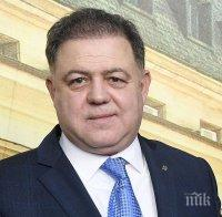 Николай Ненчев за протеста на Мая Манолова: Прозира интересът на засегнати олигарси!