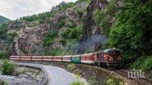 БДЖ дава 4 млн. лева за ремонт на локомотиви по теснолинейката